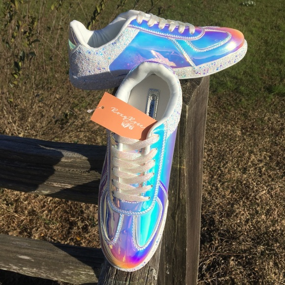 Shoes | Roxy Rose Iridescent